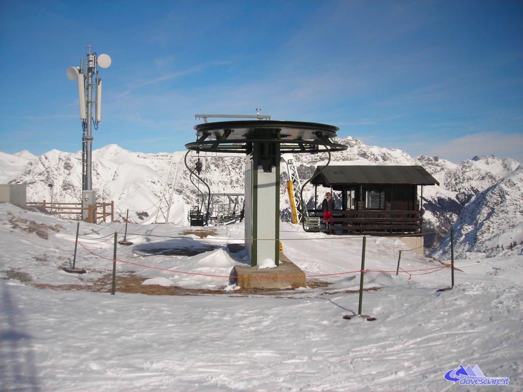 Foto piani di bobbio valtorta seggiovia monoposto for Piani di casa da sci