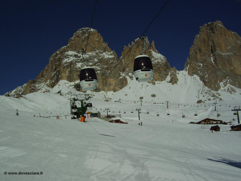 Fotogallery Alba di Canazei - Ciampac