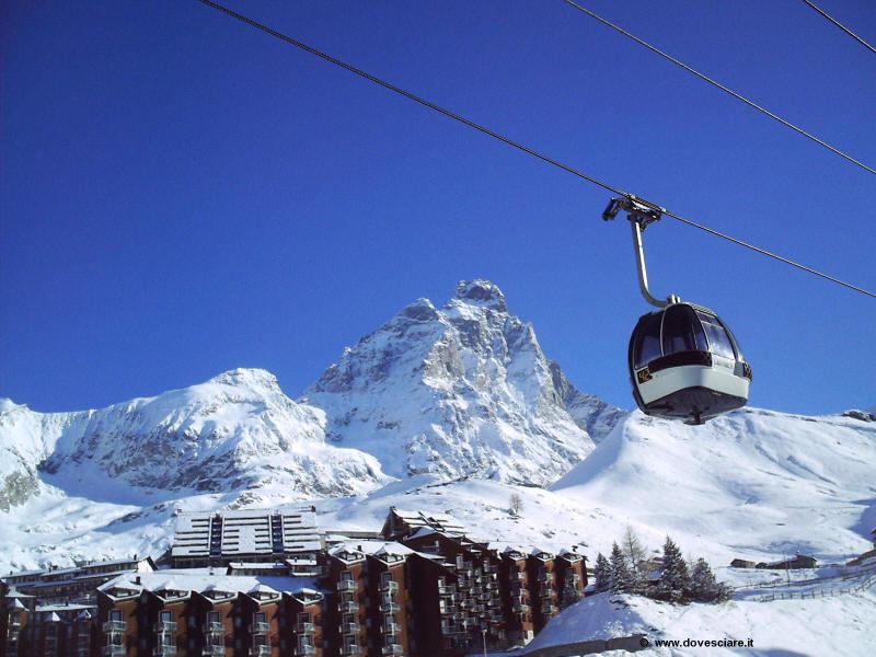 Fotogallery Matterhorn Ski Paradise