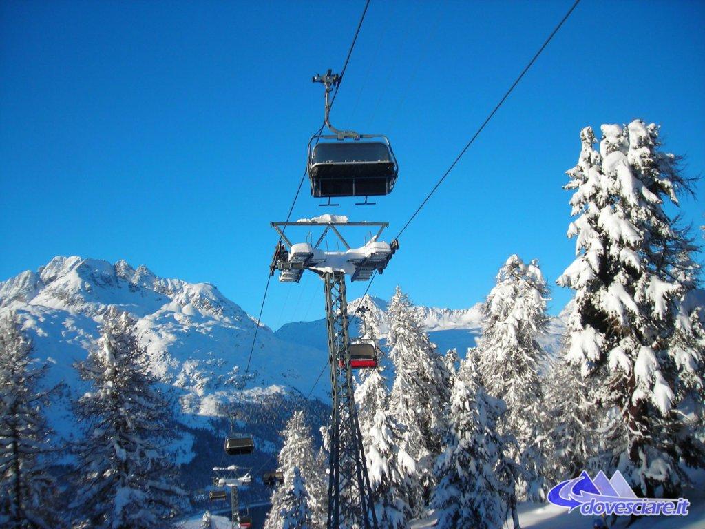 CORVATSCH - Raffica di aperture dopo le nevicate di questa settimana