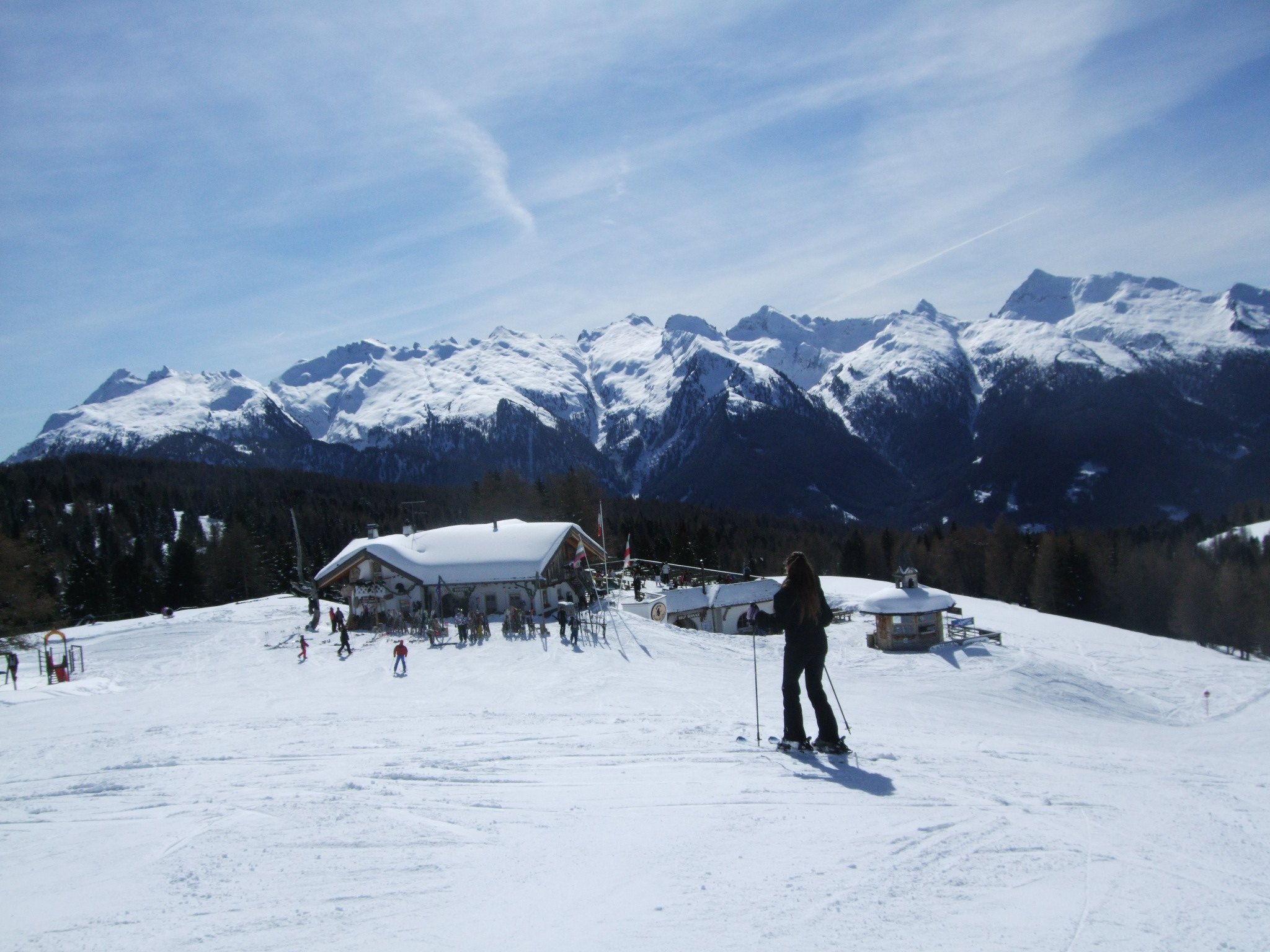 Fotogallery Moena - Alpe Lusia