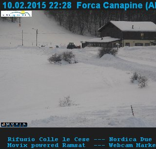 Fotogallery Forca Canapine