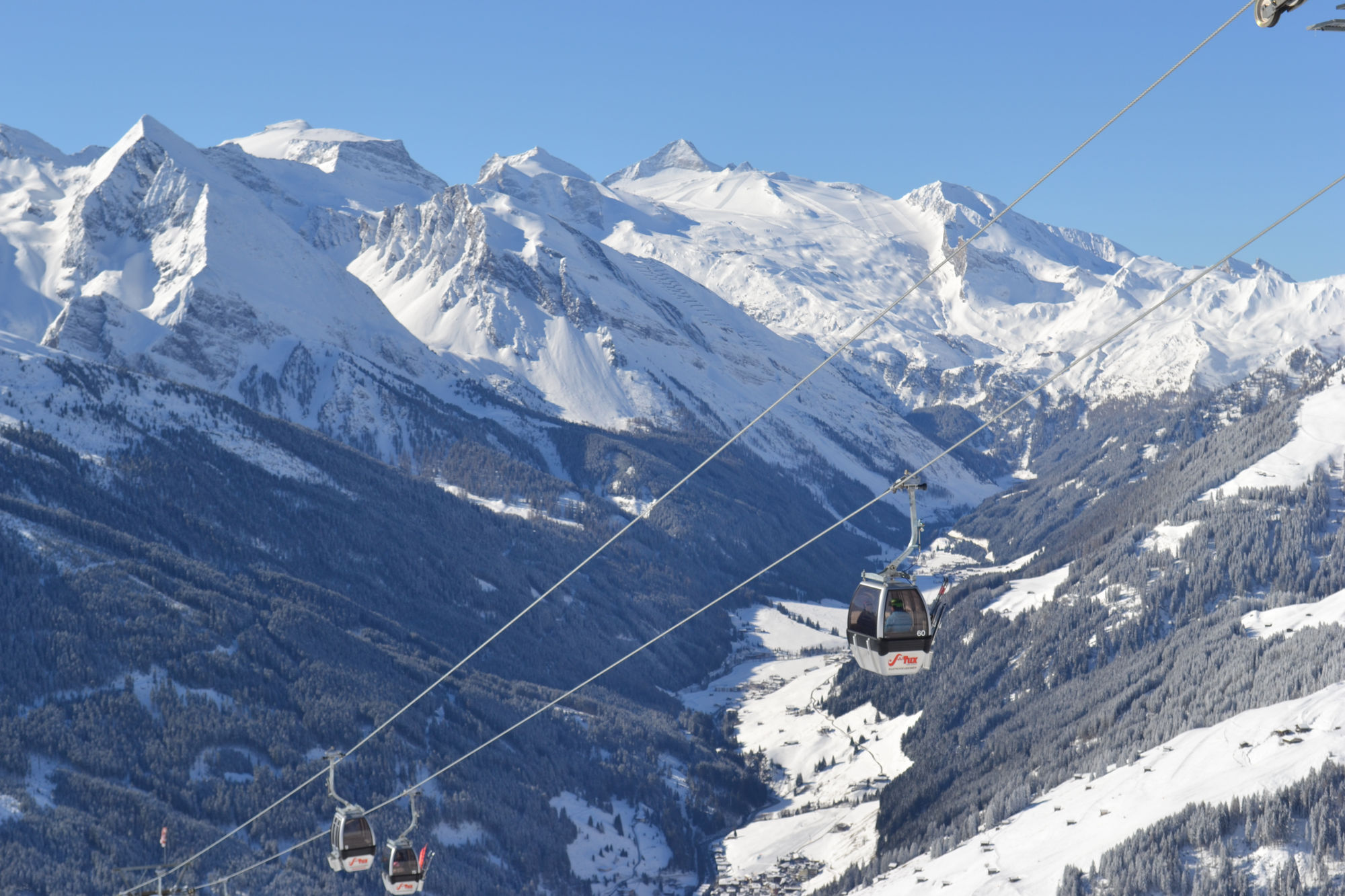 Fotogallery Ski Zillertal 3000
