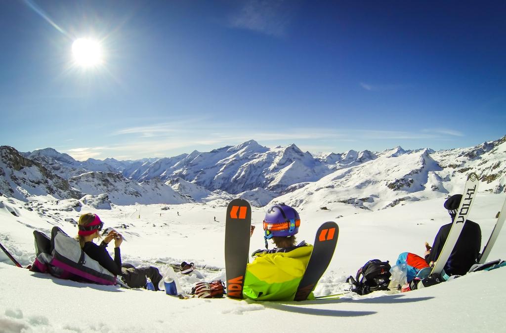 Fotogallery Monterosa Ski