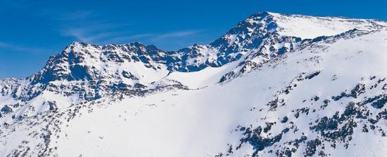 Fotogallery Sierra Nevada
